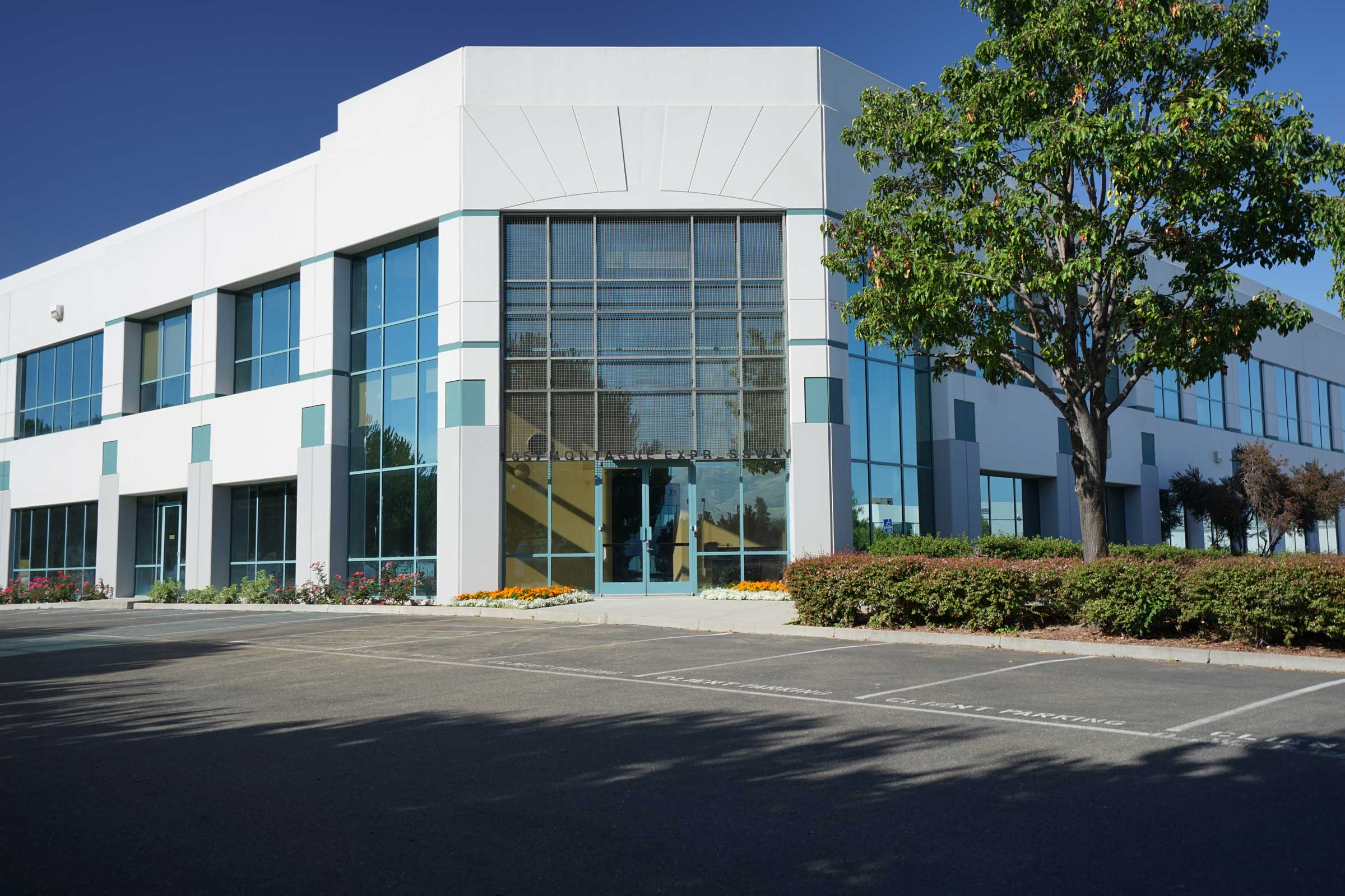 warehouse and distribution property in the bay area