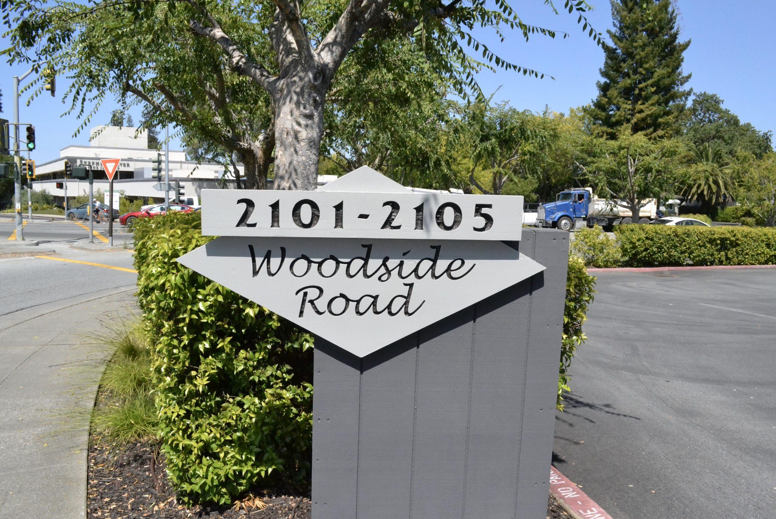 Woodside Road_Entrance